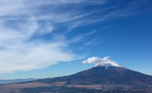 3.킨토끼산(金時山)에 올라 후지산 감상
