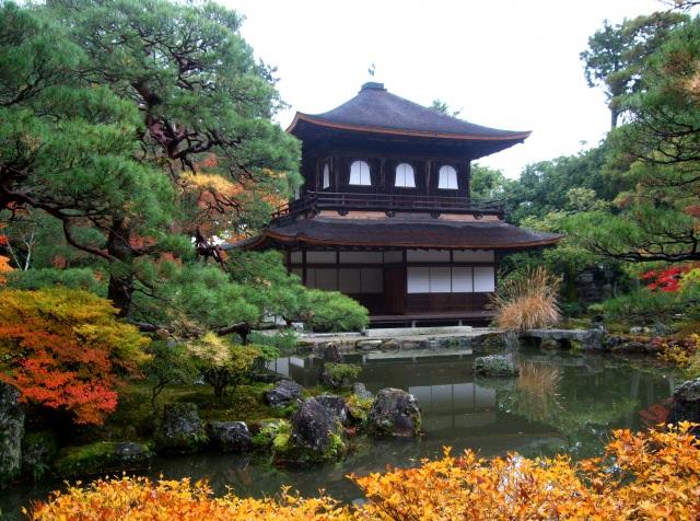 4. 일본 미의식을 옅볼수 있는 일본문화의 대명사「긴카쿠지(銀閣寺)_은각사」