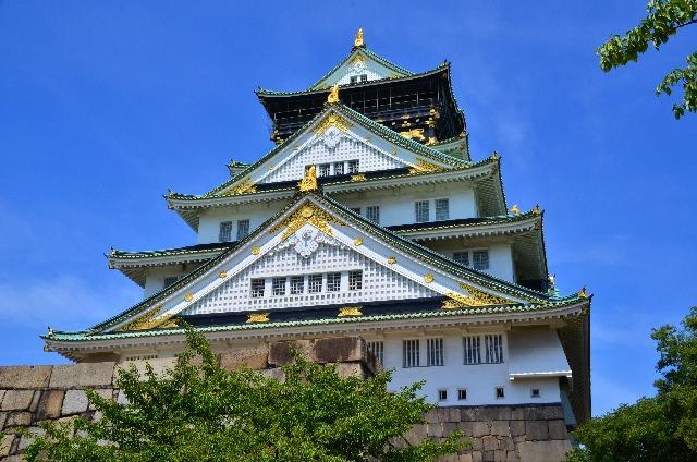 4. 역사 현장의 체험 오사카성 천수각(오사카죠 텐슈카쿠)