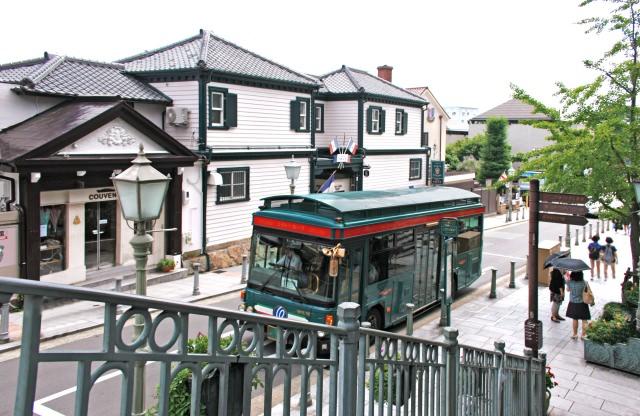 3. 아름다운 건물들이 늘어선 서양관 거리 「기타노이진칸」