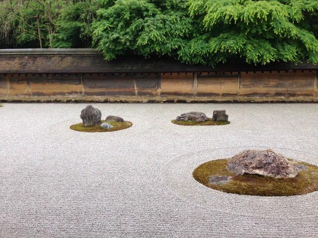 【3위】아름다운 일본정원에서 선(禅)의 경지를 느낄 수 있는