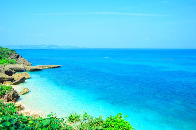 5. 신의 섬이라고 불리우는 오키나와의 외딴 섬 [쿠다카 섬]