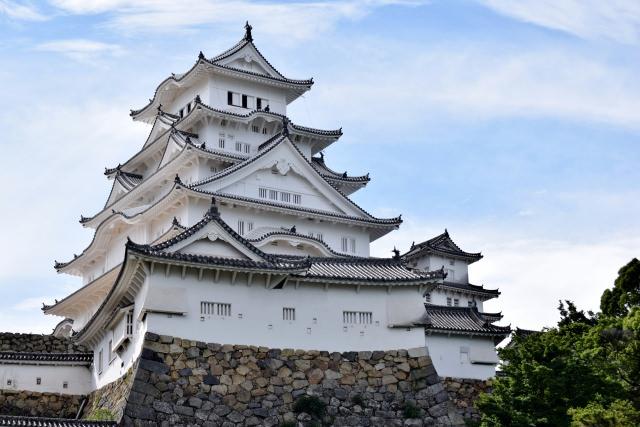 5. 일본 최초로 세계문화유산에 등록된 국보 「히메지 성」
