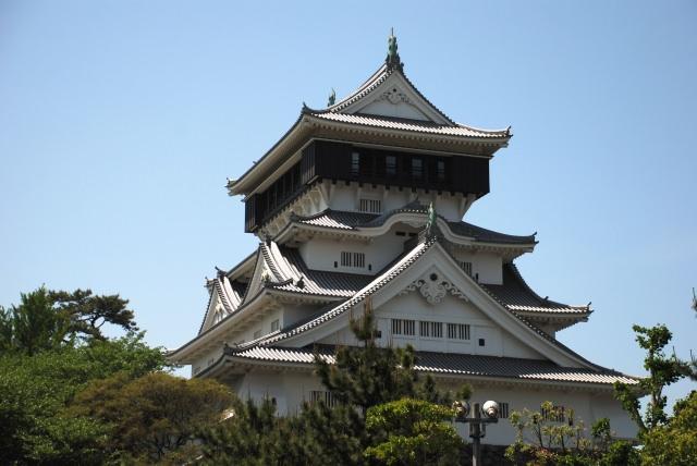 6. 후쿠오카현에서 일본의 성을 본다면 [고쿠라성]