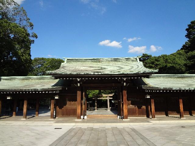 1. 일본의 역사가 압축되어 있는 곳 [메이지신궁]