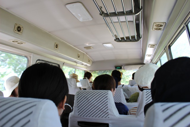 정기관광버스