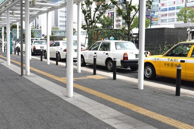택시를 이용해 교토로 이동하기