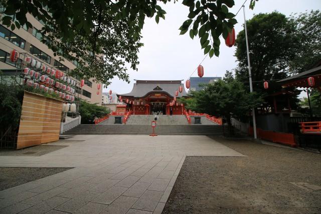 4. 다양한 행사로 떠들썩한 「하나조노 신사」