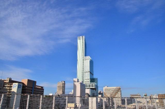 6. 오사카시의 새로운 명소「아베노 하루카스」