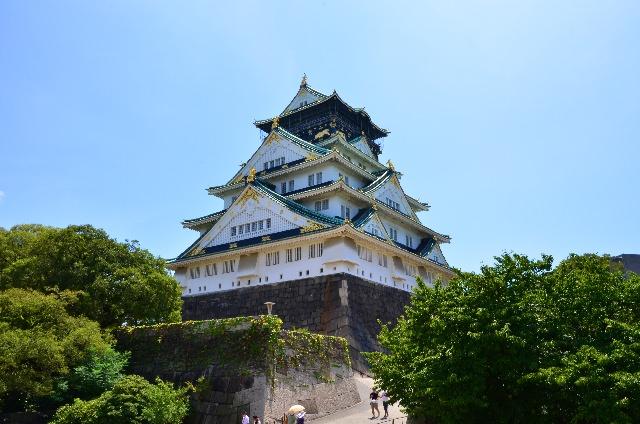 2. 역사의 흔적「오사카 성」