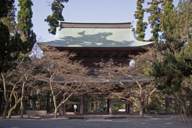 4. 북 카마쿠라를 대표하는 단풍장소 「엔가쿠지」