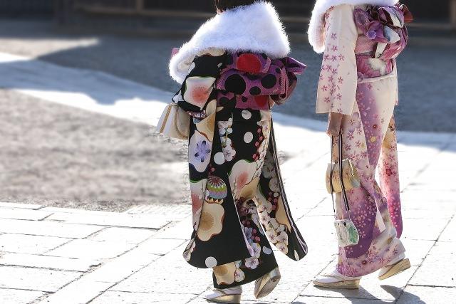 9. 기모노를 입고서 하루주쿠 산책「Kimono TOKYO Harajuku」