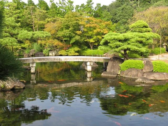 3. 거대 규모를 자랑하는 일본정원「코우코엔」
