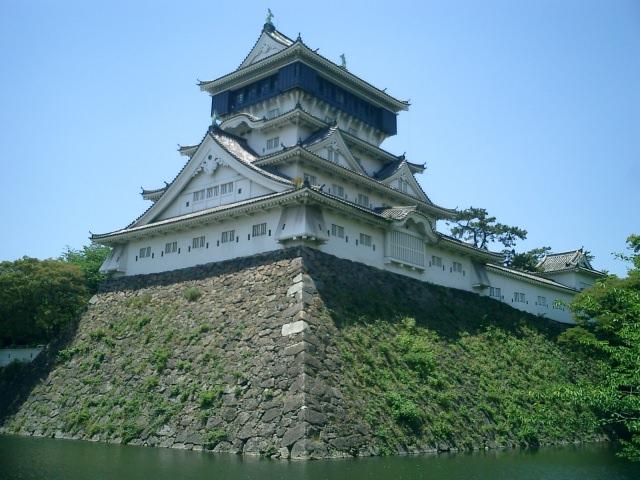 2. 아름다운 경치와 함께 보는 일본의 성 '고쿠라성'